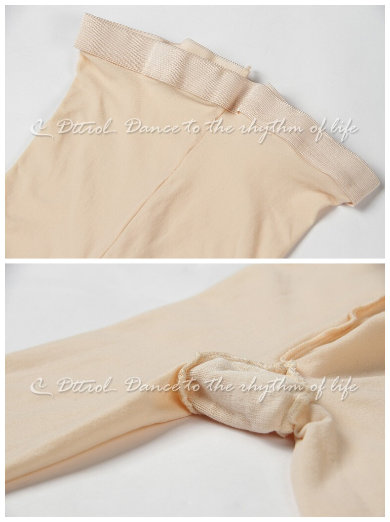 D004821 Dttrol wholesale ballet footless dance tights for girls