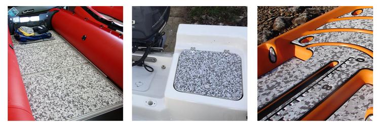 Melors Marine Flooring Foam Teak Sheet Boat Deck Mat