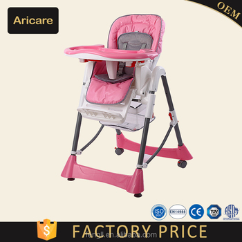 Baby Sitting High Chairs With Wheels New Style