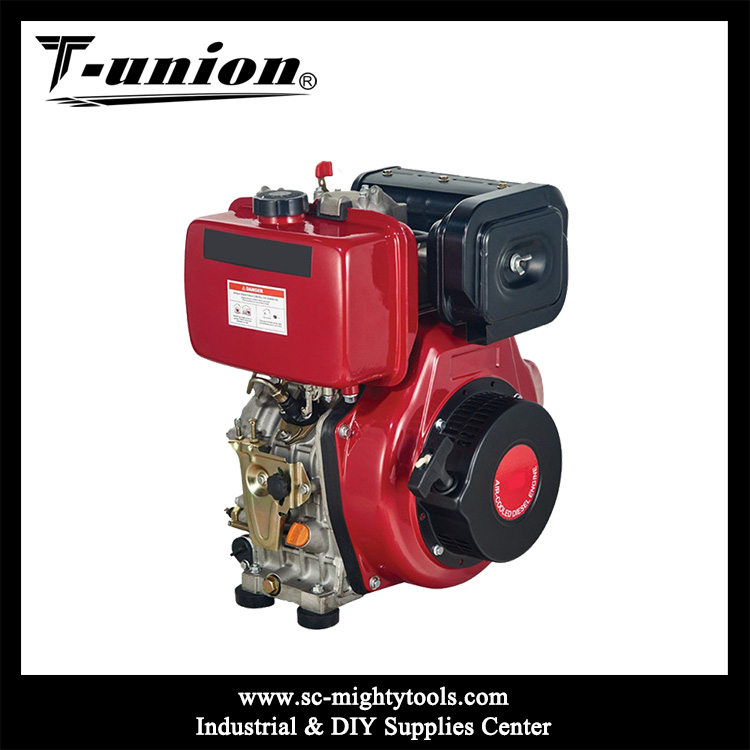 SCLBD178FA Single cylinder 4 stroke air cooled 7hp diesel engine