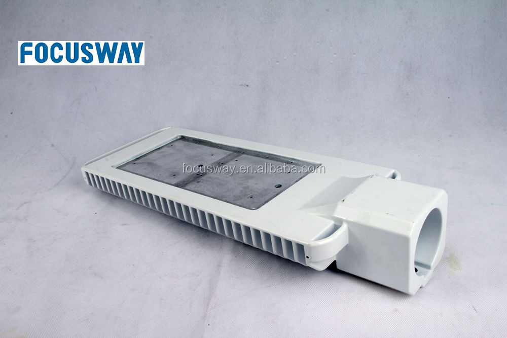 7 year warranty LED street light housing with material A380 ADC12