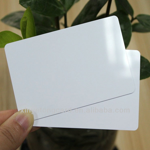 Blank ID Card for ID Printer