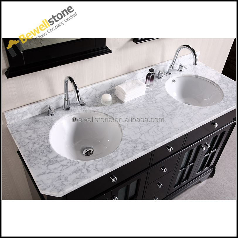48 double sink vanity lowes white bathroom virtu usa gloria inch set