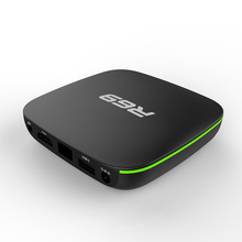 1 GB 8 GB Allwinner H2 Android TV <span class=keywords><strong>Box</strong></span> R69 Quad-Core 1.5 GHz 4 K H.265 100 M LAN 2.4 GHz Wifi 1080 P HD 1.4 R69 <span class=keywords><strong>IPTV</strong></span> <span class=keywords><strong>Box</strong></span>