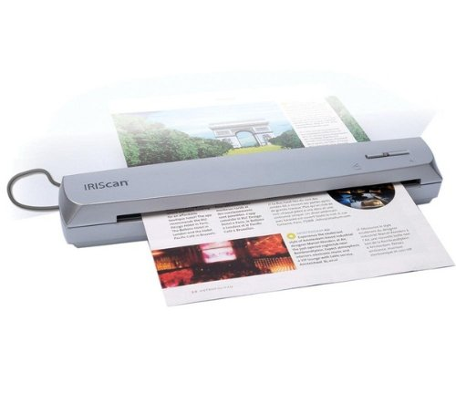 IRIScan Express 3 USB-Powered Portable Color Scanner