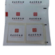 Self Adhesive ISO15693 DVD RFID Label safety rfid labels