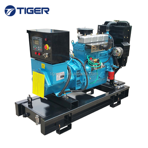 weifang power 4 cylinders engine 25kw diesel generator for sale