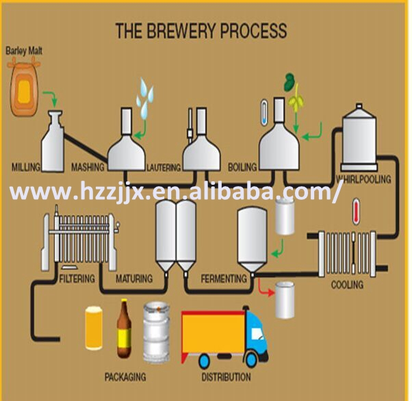 how to clean brewing equipment