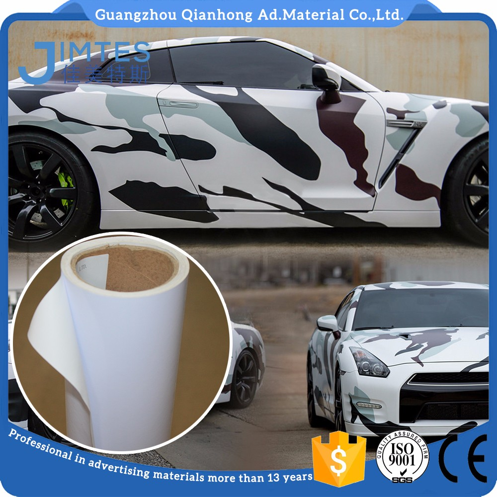 China Supplier Wrap Vinyl Car Window Tint Print Bus Sticker Self