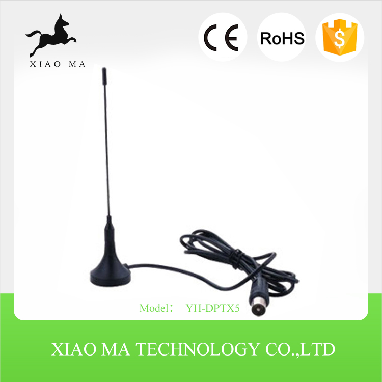 3G antenna 2.15dBi antenna the Strong magnetic base antenna CRC9/TS9/SMA connector YH-DPTX5