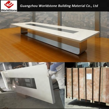 Meeting Room Hot Sale Marble Top Conference Table View Marble - Marble conference table for sale