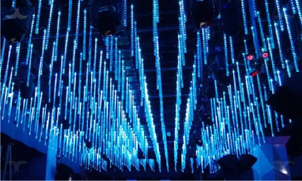 Meteor Shower Falling Star/rain Drop/icicle Snow Fall Led Xmas ...
