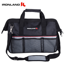OEM Brand Wholesale Reinforced Multi-function Electrician's Soft Organizer Tool Bag