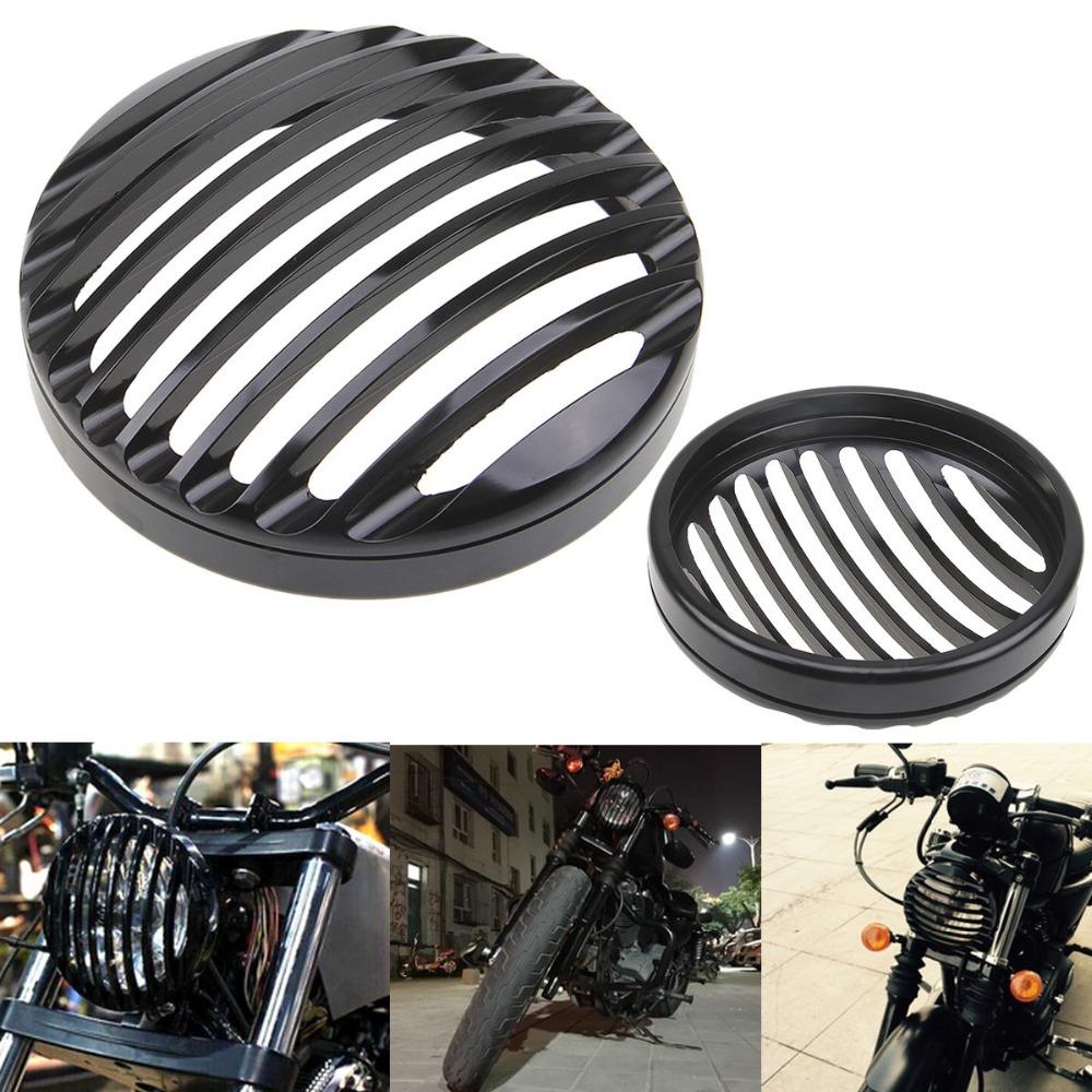 phare grill moto promotion achetez des phare grill moto. Black Bedroom Furniture Sets. Home Design Ideas