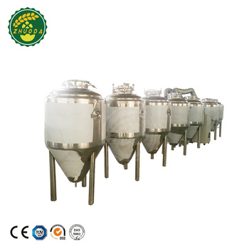 Mini electric beer brew kettle for 200L brewery