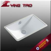 hair wash sink white basin sanitary home bathroom vanity ceramic hand wash sink
