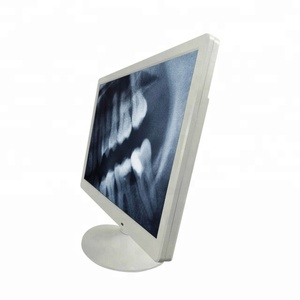 White medical wide screen 18.5 Inch LED Monitor with HD-MI