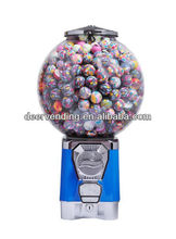 Grand globe bonbons / gumball distributeur automatique