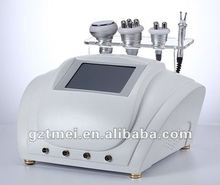 Multipolar rf body slimming face lifting home beauty equipment