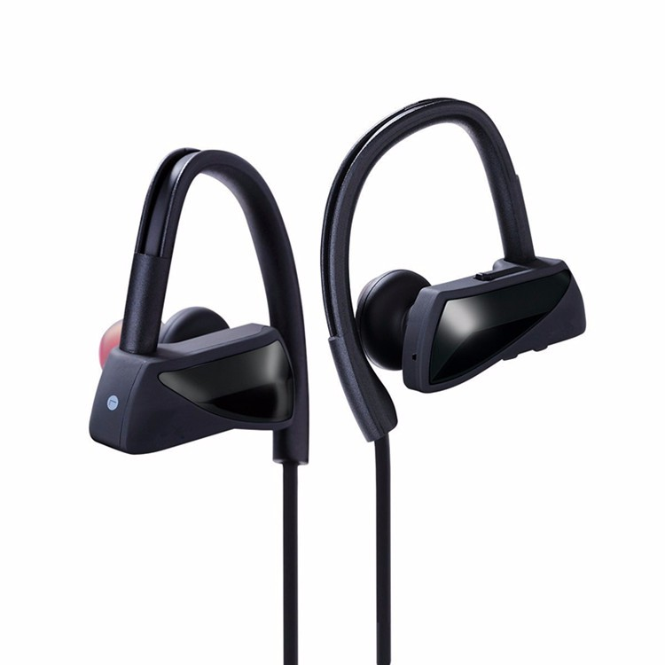 Sport Wireless Bluetooth 4.0 Stereo Earbuds Headphones with In-Line Microphon mini bluetooth earphone