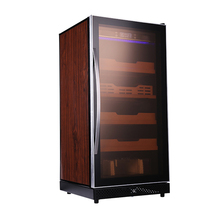 RA-666 High Quality Cedarwood Cabinet Cigar Humidor