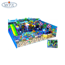 Malaysia modular mini jungle gym indoor playground play equipment for kids