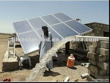2012 advanced deep well solar water pump with best price