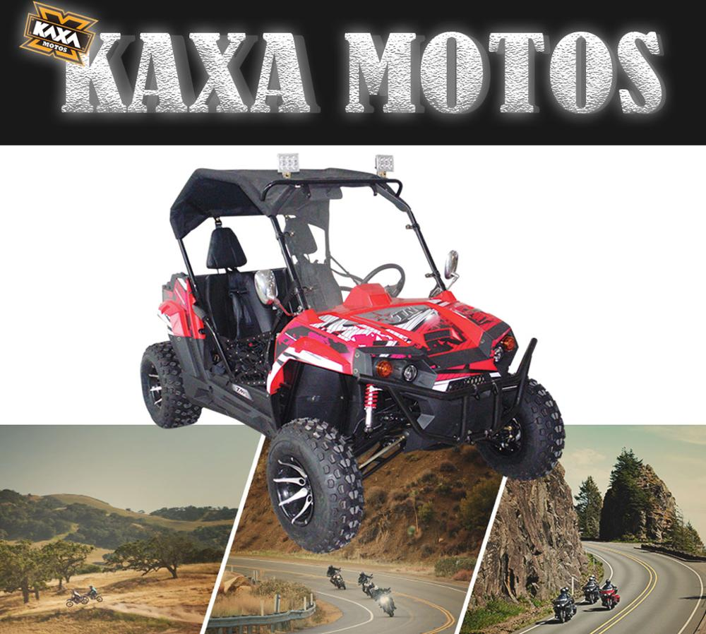 [KAXA MOTOS] 300cc Gas Powered Buggies UTV