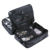 MOQ 1 Professional Carrying PU Leather Makeup Set Luxury Cosmetic Bag