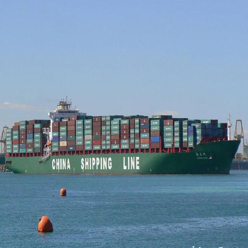 ocean cargo shipping from China to Netherlands Antilles