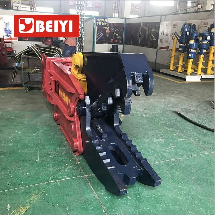 Hgh quality BEIYI BYMK200RT Hydraulic multi kit serie for excavator