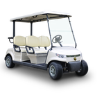 4 seats Electric golf cart for hotels DG-C4-8 with CE