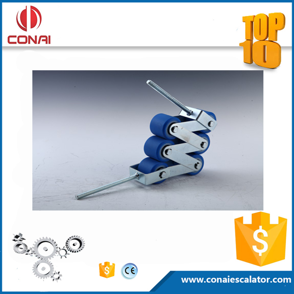CNHC-041 escalator handrail pressure chain with 6 rollers