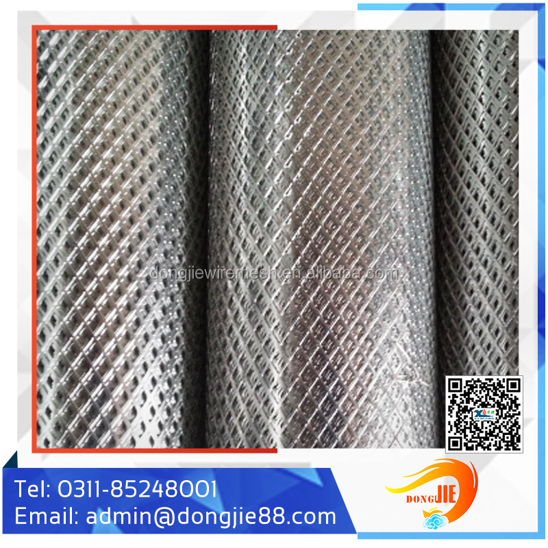 10*20 galvanized expanded metal <strong>mesh</strong>