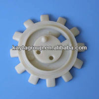Auto air conditioning vent/Plastic raw Auto parts/Plastic injection mold