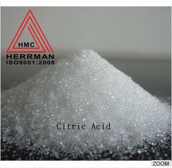 very popular Food Grade Citric Acid Anhydrous With High Quality