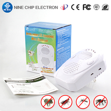 High efficiency fly mice pest eraser with UV lamp to attract flies and kill them directly without any chemical