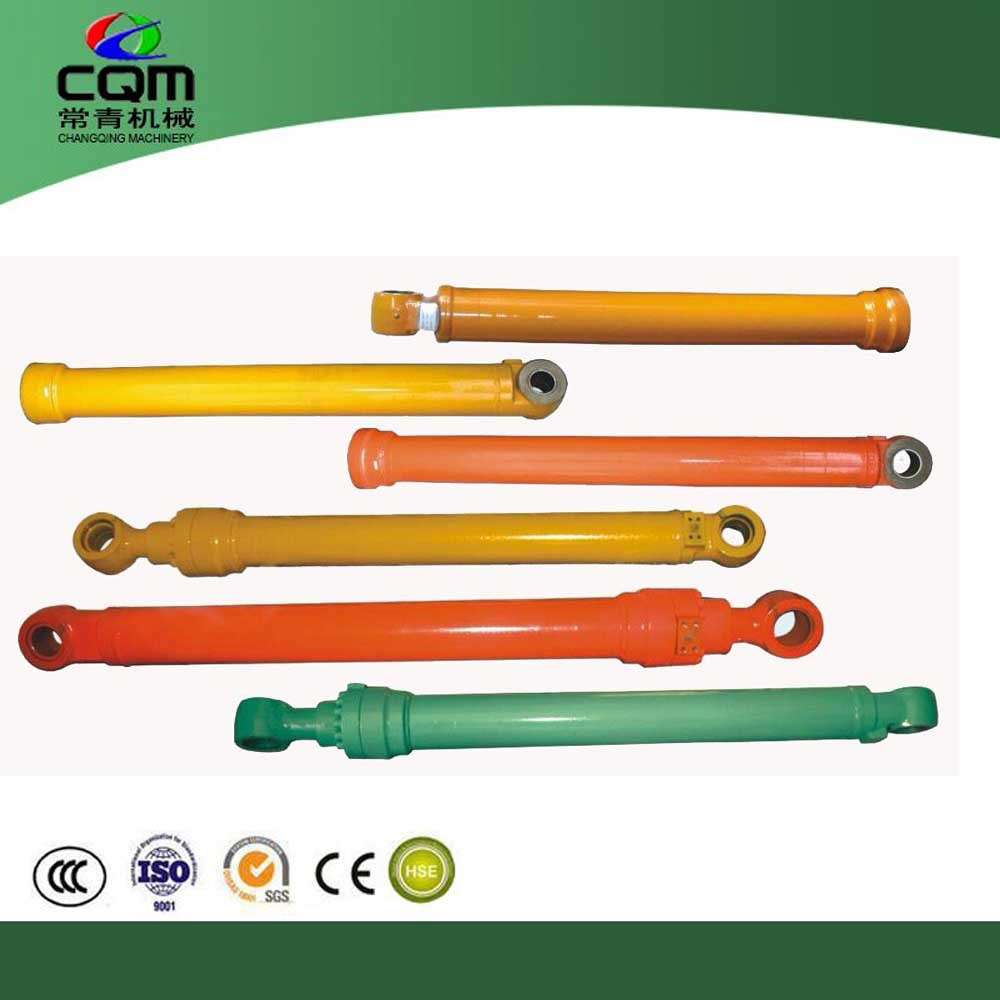 double acting Excavator Hydraulic cylinder bucket cylinder