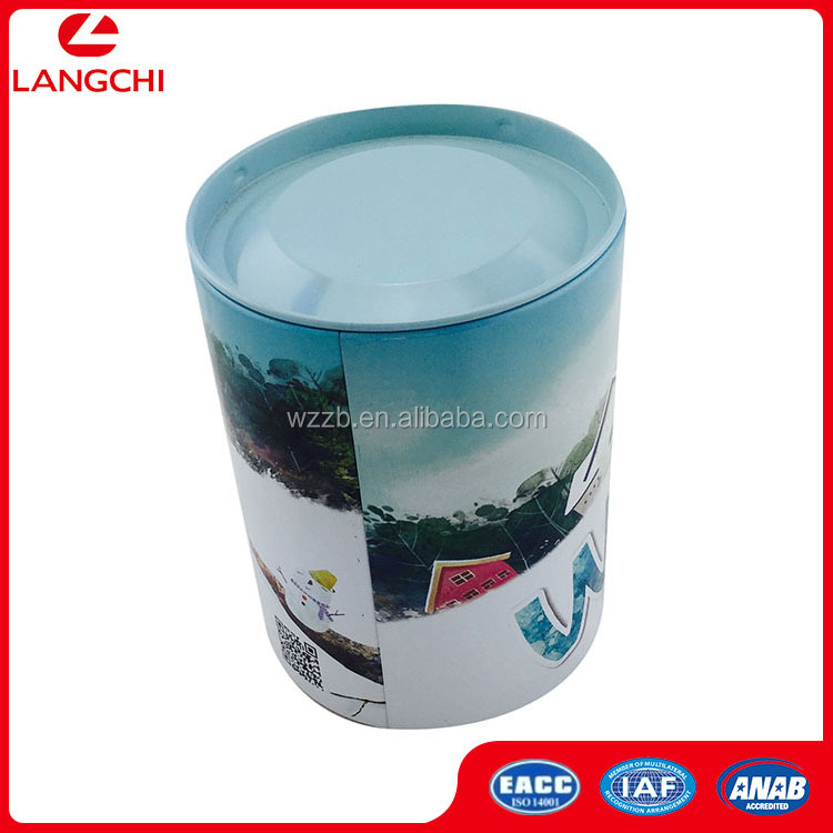 Trade Assurance New Fashion Competitive Price LT090702 Gift Box Round