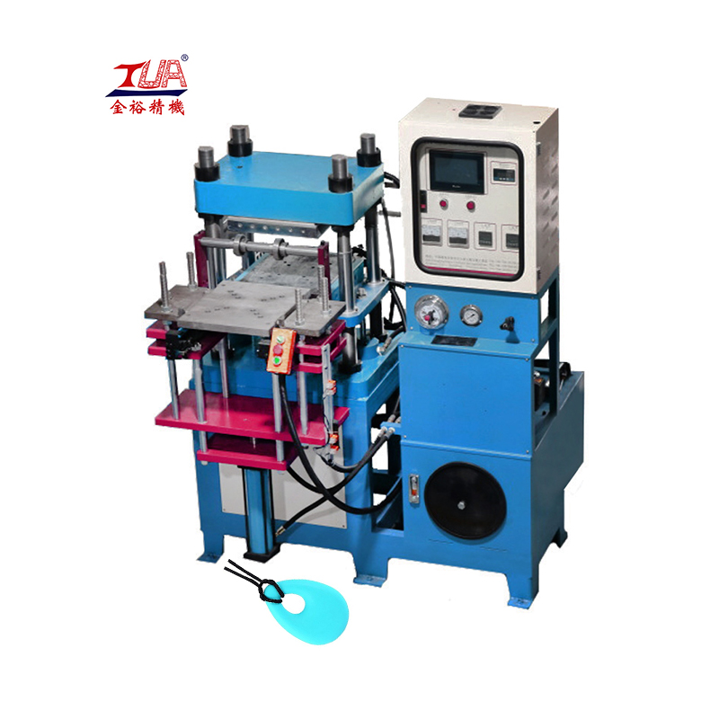 Succinct Automatic silicone pendant Making Machine