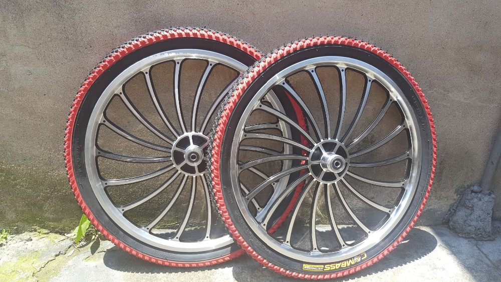 2 Person Bicycle Wheel Buy 24 Inch Alloy Wheels For