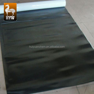 lowes rubber roofing self adhesive bitumen sheets for waterproofing membrane
