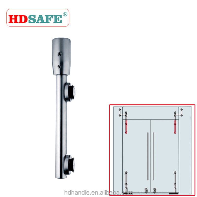 High quality Stainless steel top pivot pole short