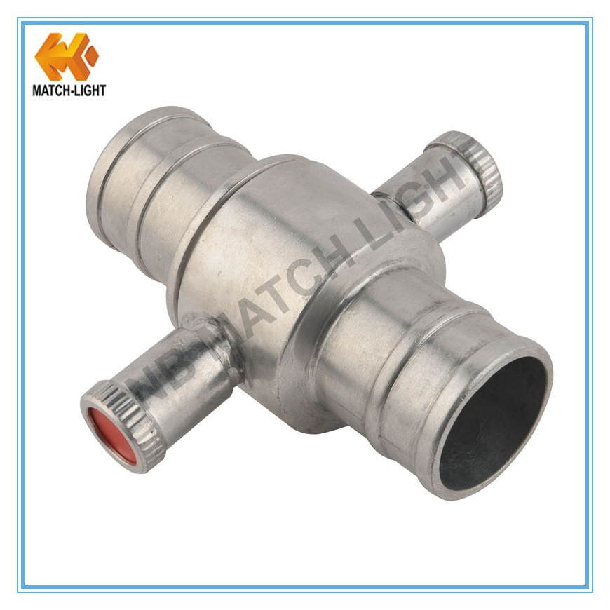 Aluminum Light Alloy Bs Delivery Hose Coupling