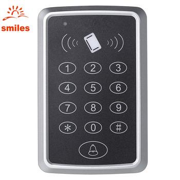 Proximity 125khz Swipe Card Access Control Reader Door Keypad Entry