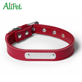 Durable supreme dog collar leash personalized dog collar with soft inner padded