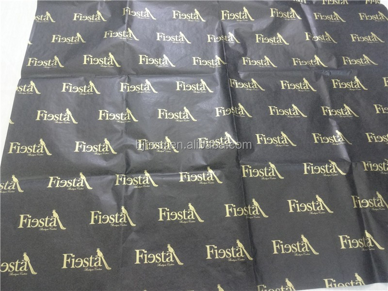 2017 Wholesale colorful custom printed wrapping paper