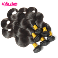 Befa Hair Supply Virgin Remy Hair Weft Combodian Human Hair Weave
