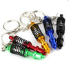 Wholesale Creative Hot Auto Parts Coilover Shock Absorber Shape Keychain Keyring Key Chain
