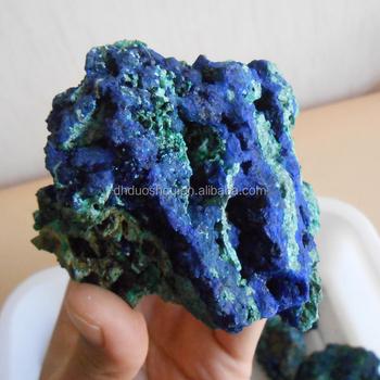 Natural Rough Raw Azurite Rock Stone Mineral Specimens For Sale - Buy  Azurite Rock,Rough Raw Azurite Rock Stone,Natural Rough Raw Azurite Rock  Stone